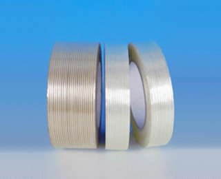 Fiberglass-filament-tapes